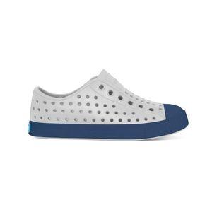 Native Shoes Jefferson Mist Grey/Regatta Blue